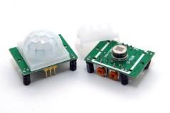 HC-SR501 PIR motion detector I used